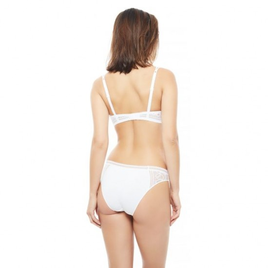 Implicite Magasin Officiel ☆☆☆ INFINITY Culotte-Blanc